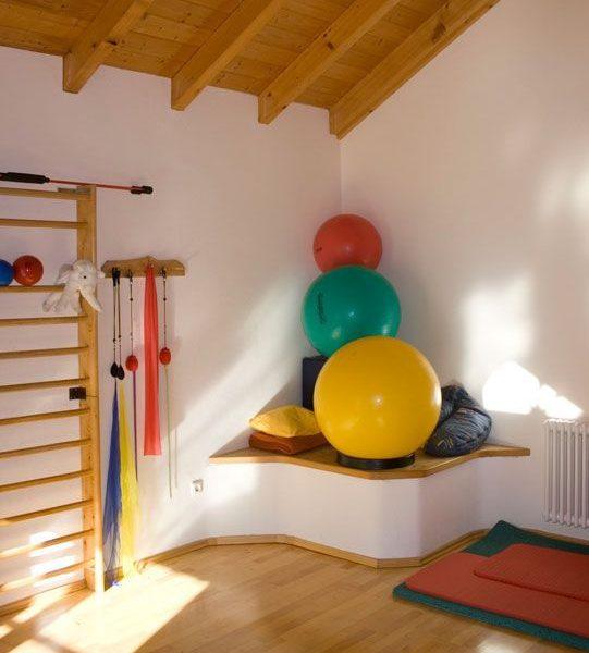Risthof Physiotherapie Praxis Geräteraum